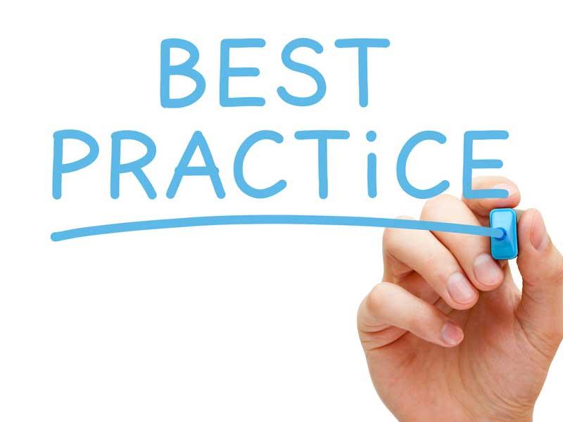 Best Practise