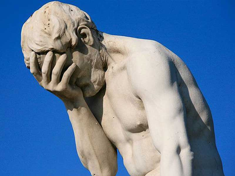 Mistakes that make you facepalm
